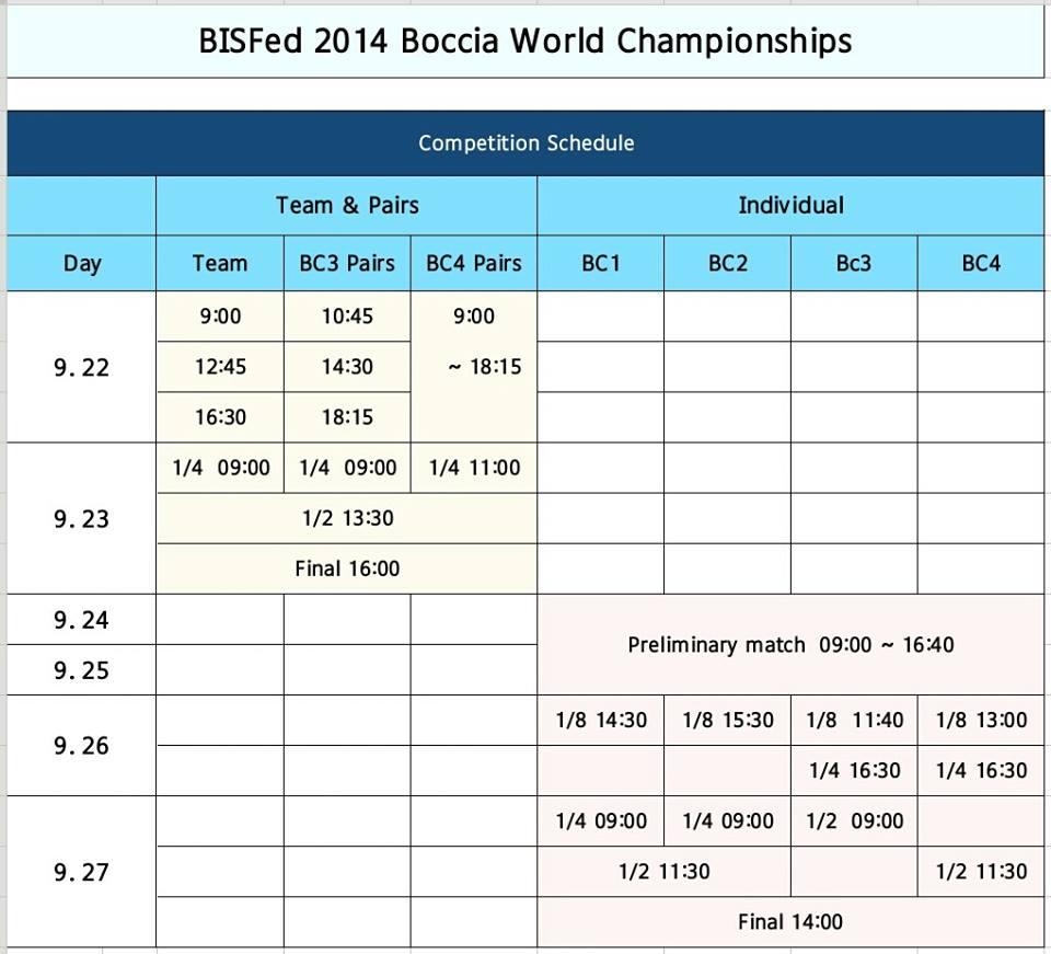 Calendário CMundo2014