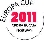 Dossier de competição - Taça da Europa de Boccia