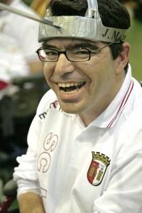 José Macedo - Vice-Campeão MUndial 2010 - Pares e Individual