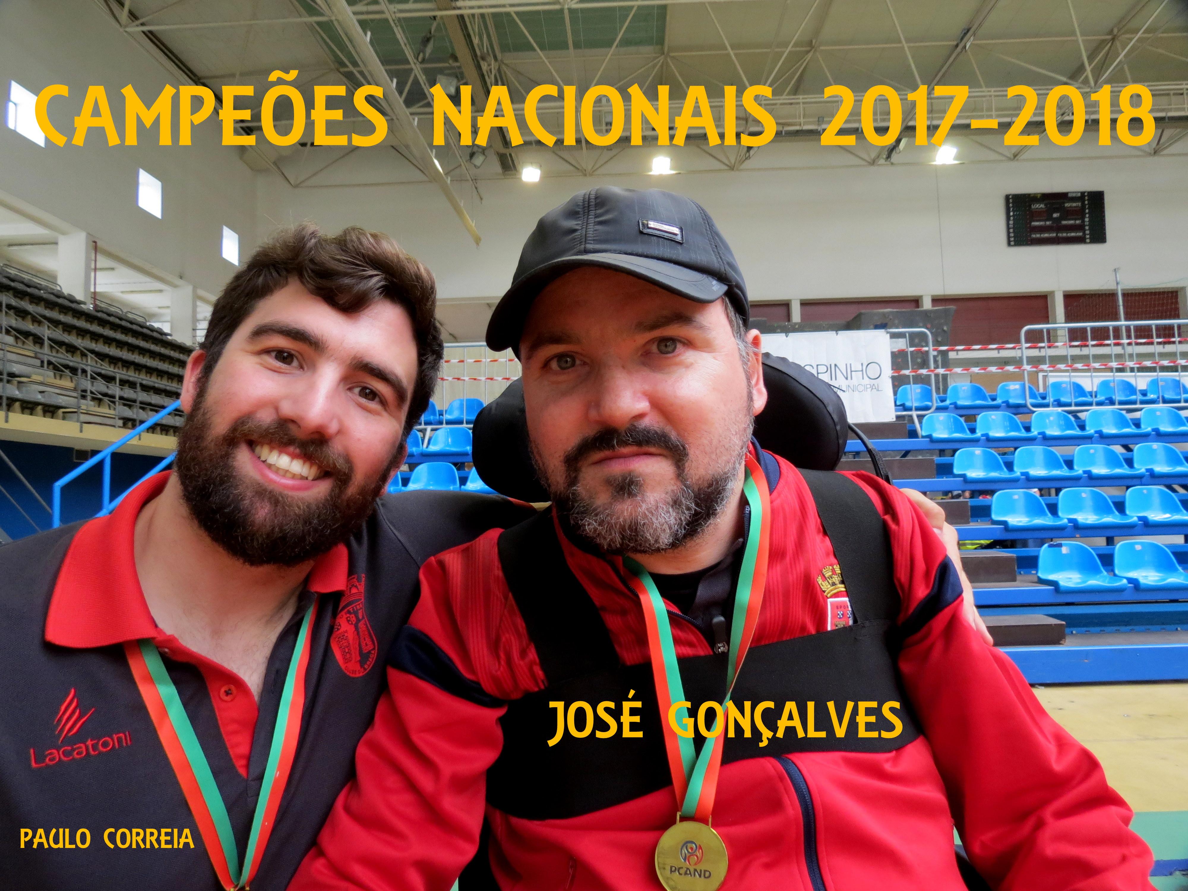Campeões Nacionais